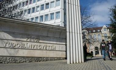 Pénteken dönthetnek a PTE sorsáról, a rektora a modellváltás kezdeményezését javasolja