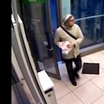 Videó: Meglepően akciómentes volt a Blaha Lujza téri OTP kirablása