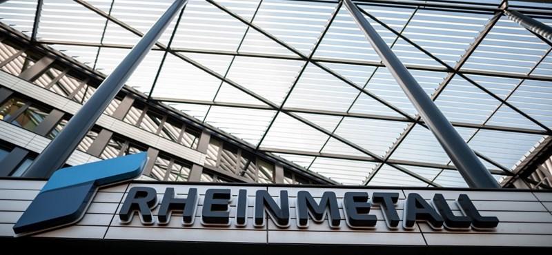 Harcjárművek gyártására közös vállalatot alapít a magyar kormány és a német Rheinmetall