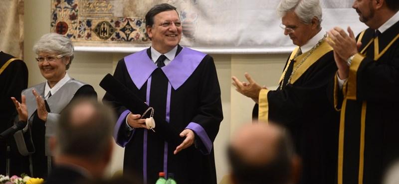 A Goldman Sachs tanácsadója lesz Manuel Barroso