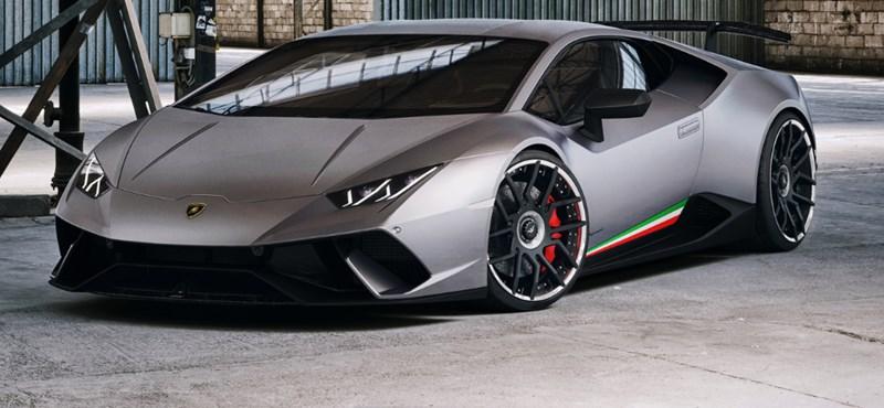 Ha már Lamborghini Diabolico, legyen 666 lóerős