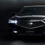 Az új Honda Legendben már legálisan tévézhet menet közben a sofőr