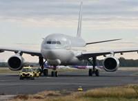 Mindössze kétszer repült áruval, azt is Kínából hozta az új kormányzati teherszállító gép