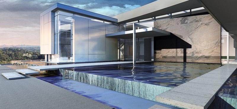 A világ legdrágább lakása épül: 74 ezer négyzetláb, és nightclub is lesz benne