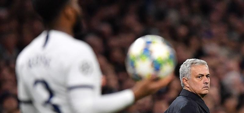 Európa-liga: Simán nyert a Milan, meglepetésre kikapott a Tottenham