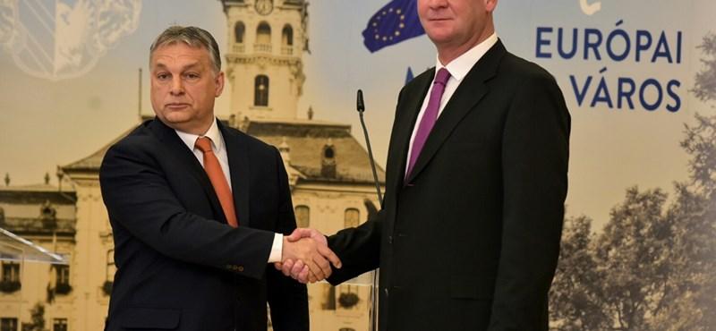 Republikon: Fej-fej mellett Orbán és Botka