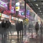 Elképesztő, leharcolt jövőt varázsolnak Budapestre a Szárnyas fejvadász 2-ben