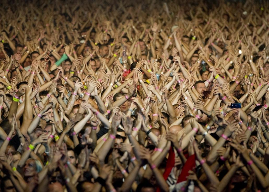 Ákos koncert a Szigeten - Nagyítás-fotógaléria