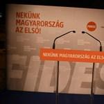 Závecz: Erős, de közös listával megközelíthető a Fidesz
