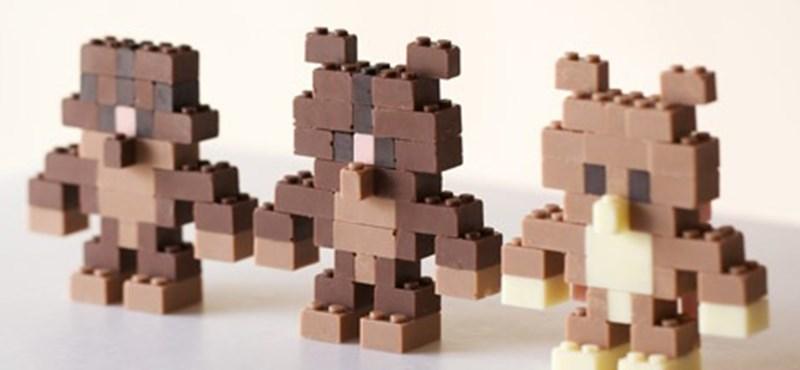 Íme, a tökéletes Lego