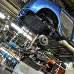 Közel van, hogy összeomoljon a brit autóipar