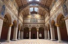 Megnyílik a nyáron beázott Román Csarnok a 15 milliárdból felújított Szépművészetiben
