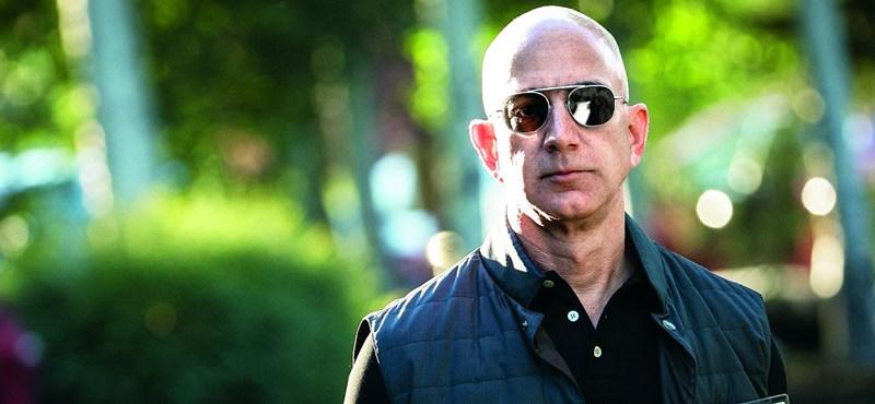 Válik a világ leggazdagabb embere, Jeff Bezos