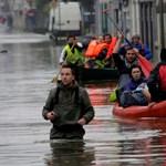 34 éve nem volt ekkora árvíz Párizsban - videók