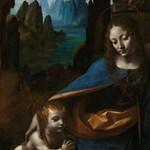 Rejtett alakokra bukkantak a kutatók da Vinci festményén, amikor pixelenként átnézték a képet