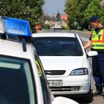 A kiszabott pénzbírságok felét sem tudta beszedni a rendőrség az elmúlt öt évben