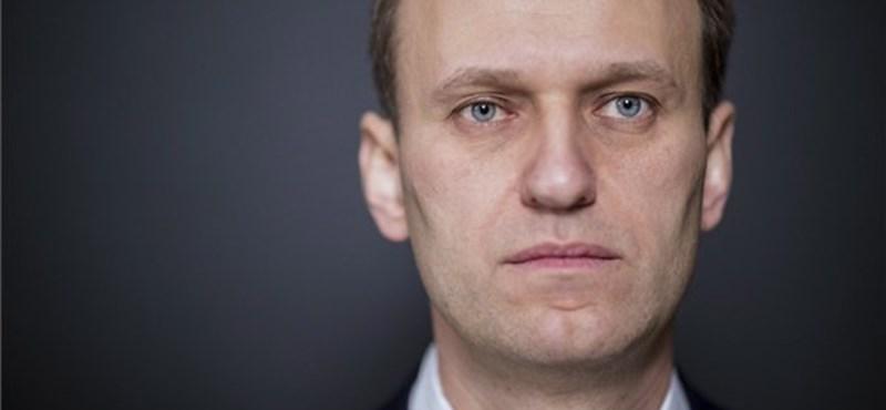 Ismét dutyiba vágták Putyin legnagyobb ellenfelét