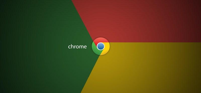 Ha ezt látja kiírva a Chrome böngészőben, jobb lesz, ha nem kattint tovább