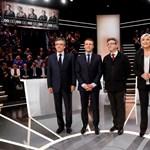 """""""Betiltaná a túl rövid szoknyát is?"""" – parázs volt a francia elnökjelöltek tévés vitája"""