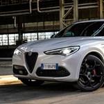 Izgalmas divatterepjáró: itt az Alfa Romeo Stelvio Veloce Ti