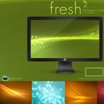 Fresh 2: frissítő háttérképek több méretben