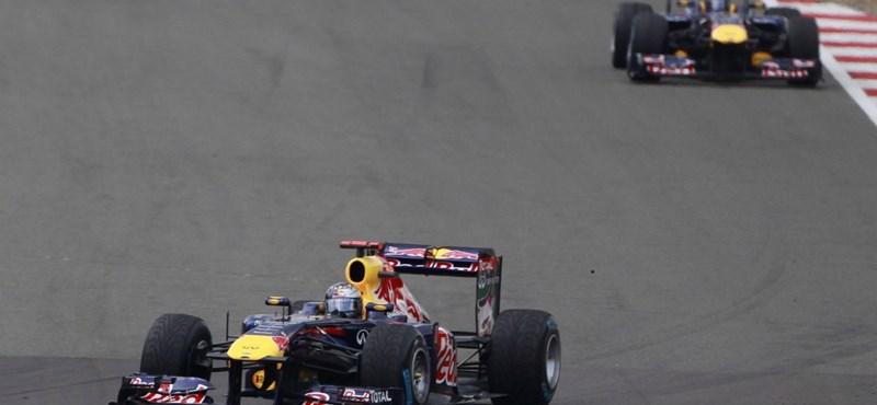 Webbert nem érdekelte, mire utasítja a Red Bull