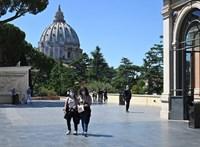 Őrizetbe vettek egy Vatikánt zsaroló és átverő brókert