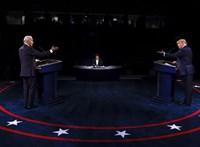Trump higgadt volt, Biden állampolgárságot ígért a bevándorlóknak az utolsó elnökjelölti vitán
