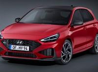 Megújult a Hyundai i30 és hibrid lett