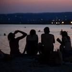 Bezáratta az összes Velencei-tavi szabadstrandot az ÁNTSZ