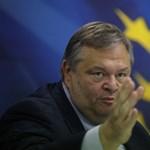 Venizelosz: Görögország az eurózónában akar maradni