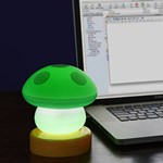 A nap kütyüje – USB gomba-lámpa