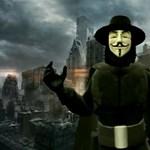 Nem akárki, az Anonymous ajánl Trumpnak egy kiberbiztonsági tanácsadót – videó
