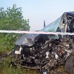 Szomorú fotók jöttek a csávolyi halálos balesetről