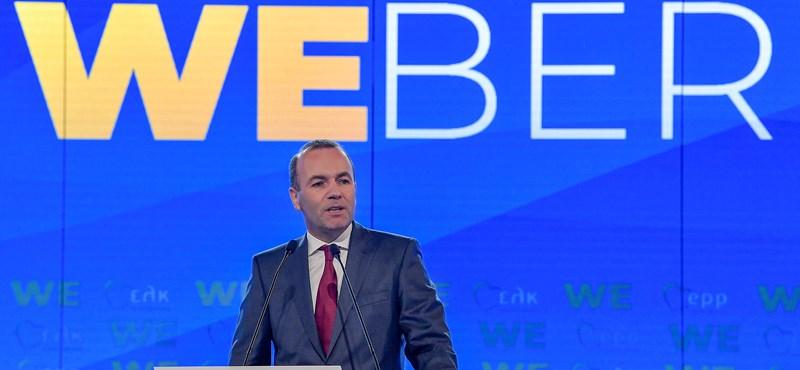 Manfred Weber üdvözölte az osztrák kancellár javaslatát az EU megújításáról
