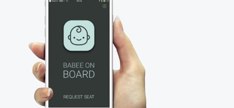 Alkalmazással kérhetnek ülőhelyet a kismamák a metrón