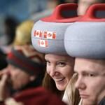 Kőkobakok és száguldozók a pjongcsangi téli olimpia ötödik napján - fotók