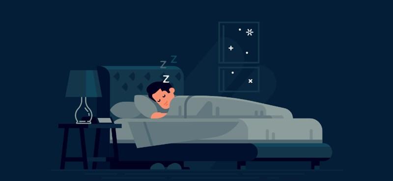 1,2 millió forintot keresett azzal, hogy kitette a netre a videót arról, hogyan alszik