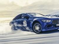 A driftelés is tölti majd az AMG Mercedesek akkumulátorait