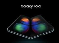 Képek: Órákkal a bemutató előtt kiszivároghatott a Samsung összehajtható telefonja