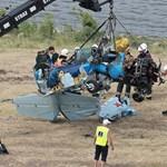 A Visztulába zuhant egy repülő egy lengyel légiparádén