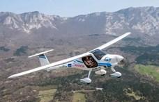 Balesetet szenvedett egy elektromos repülőgép Norvégiában