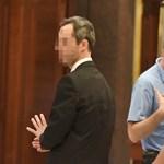Felmentést kért a lúgos orvos a bíróságon