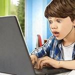 Mire keresnek rá a gyerekek az interneten?