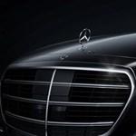 Az első hivatalos fotó a teljesen új Mercedes S-osztályról