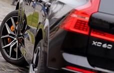 Több mint kétmillió autót hív vissza a Volvo