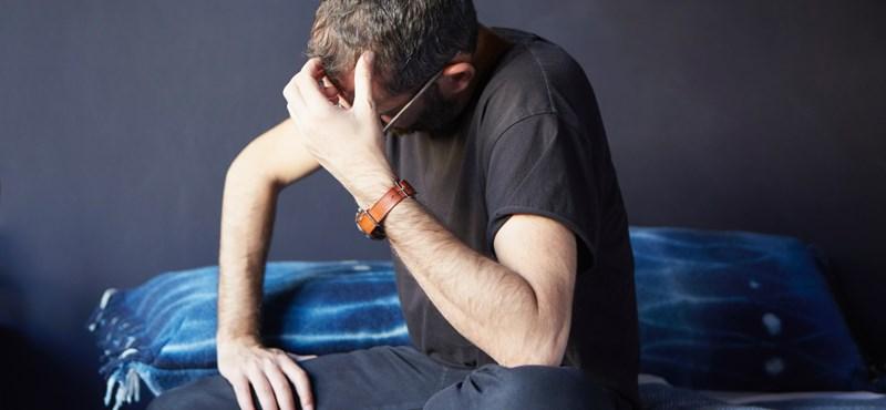 Most már az erős és bátor férfiak is sírhatnak - videó