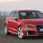 Nem szégyenlősködni való az Audi új sportkompaktja