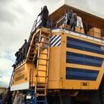 Ennél nagyobb teherautó nincs a világon - videó