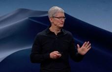 60 milliárd forintot költött egy cégre az Apple, csak még azt nem tudni, miért